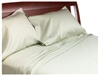 3 Piece Fitted Silk Bedding Set