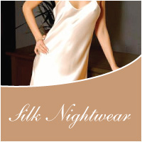 Silk Nightwear